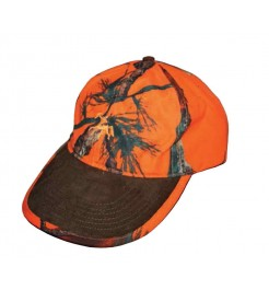 Cap Ghost orange/camo