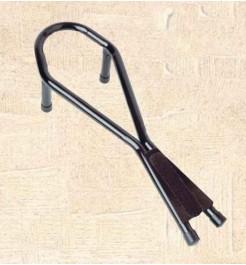 Støvleknægt i metal