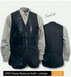 Champ D.Lux Walstcoat solid L/R. Deerhunter