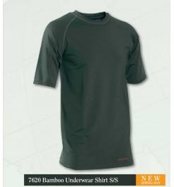 Bamboo Underwear Shirt S/S