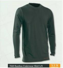Bamboo Underwear Shirt L/S