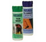 NikWax til vask og imprægnering