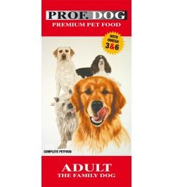 12 Kg Adult familie Hunden