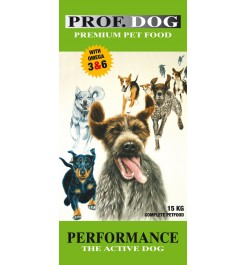 Prof.Dog Performance
