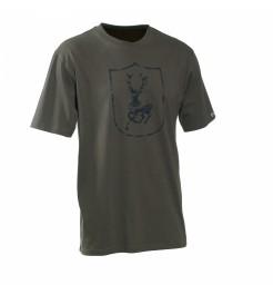 Logo T- Shirt S/S - w. Shield.8948