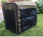 Transportbox Quadrat m. tæppe.