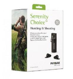 Serenity Choice Hunting & Shooting Phonak