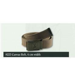 Canvas Belte, 4 cm bredt